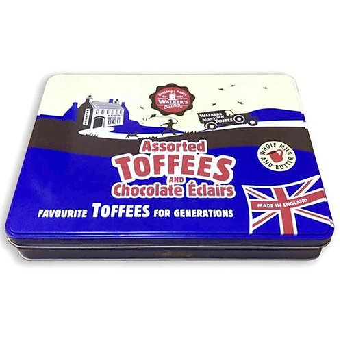 Walkers Toffee Gift Tin