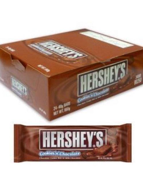 Hershey Cookies 'n' Chocolate Bar