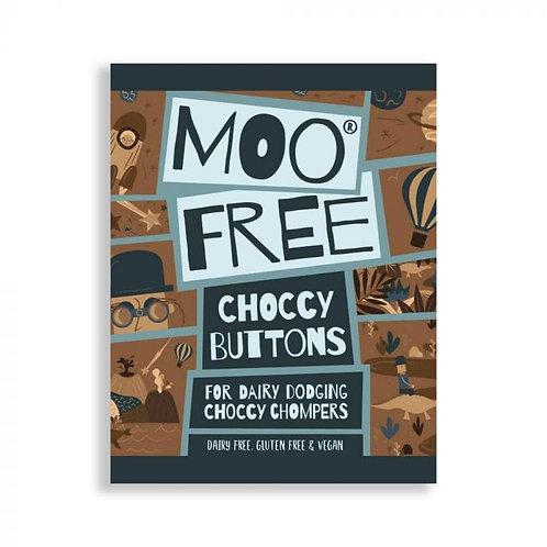 Moo Free Original Choccy Buttons Bag