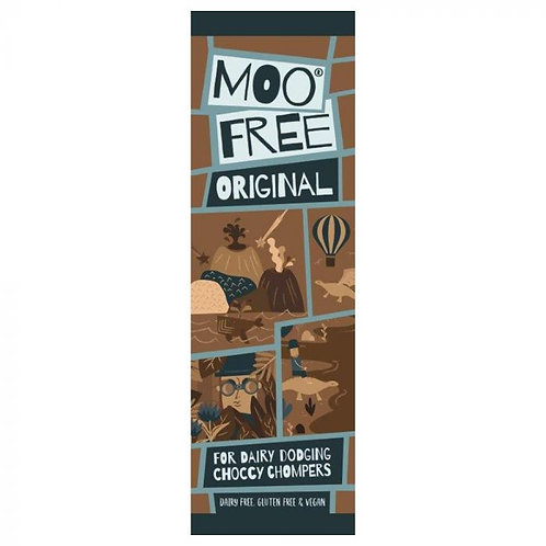 Moo Free Original Chocolate Bar