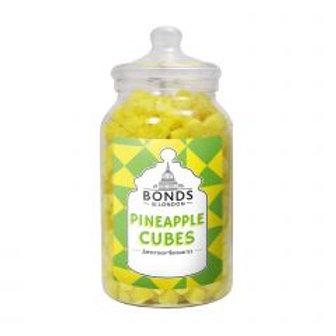 Pineapple Cubes Jar