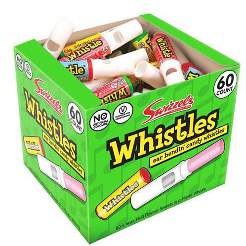 Swizzels Matlow Candy Whistles