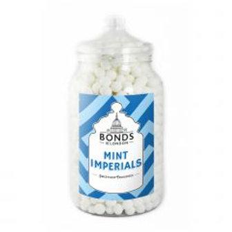 Mint Imperials Jar