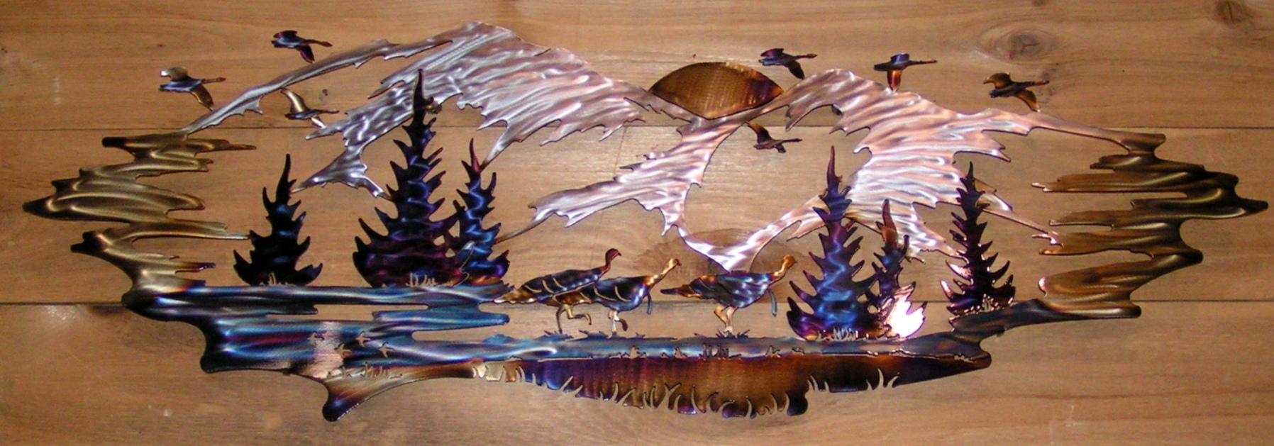 Wild Turkey wall Art