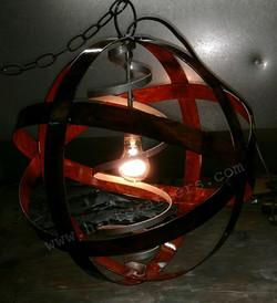 Orb ball lighting