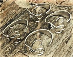Fork Bracelets