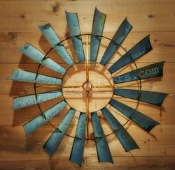 Custom windmill blades