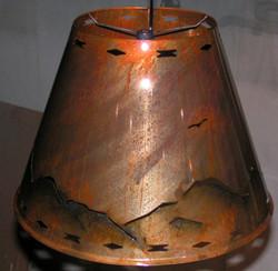 Patina Lamp Shades