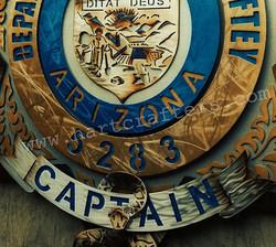 Arizona State Trooper Badge