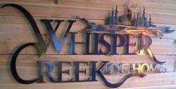 Log Home Logos