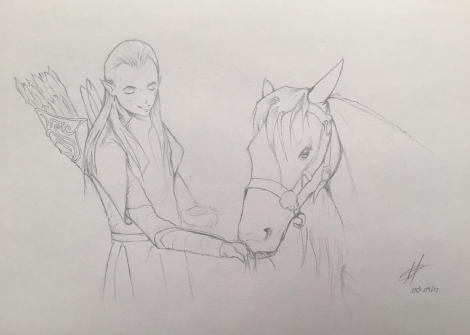 Legolas and Bill