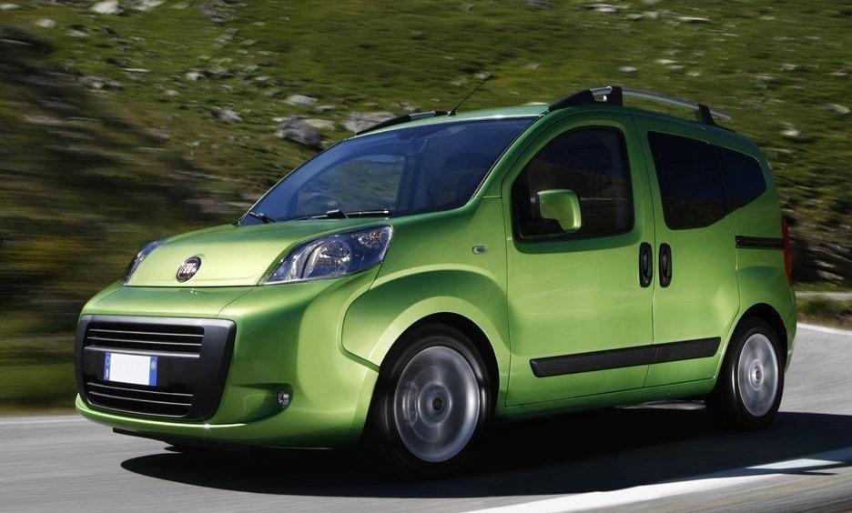 Ammortizzatori anteriori Fiat Qubo (255) da 2008
