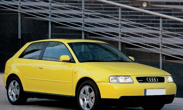 Ammortizzatori anteriori Audi A3 (8L) + 130HP da 96-03