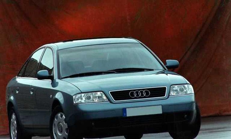 Coppia di ammortizzatori posteriori Audi A6 1997-2005