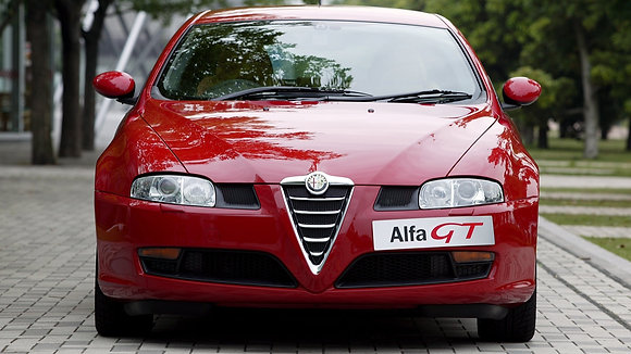Front shock absorbers Alfa Romeo GT (937) from 2004