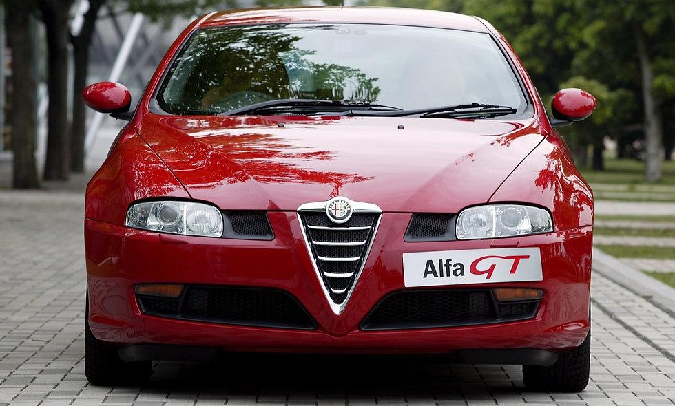 Ammortizzatori anteriori Alfa Romeo GT (937) da 2004