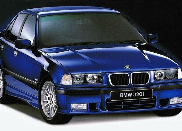 Rear shock absorbers BMW 3 Series 320i-325i-325TD (E36) since 1991
