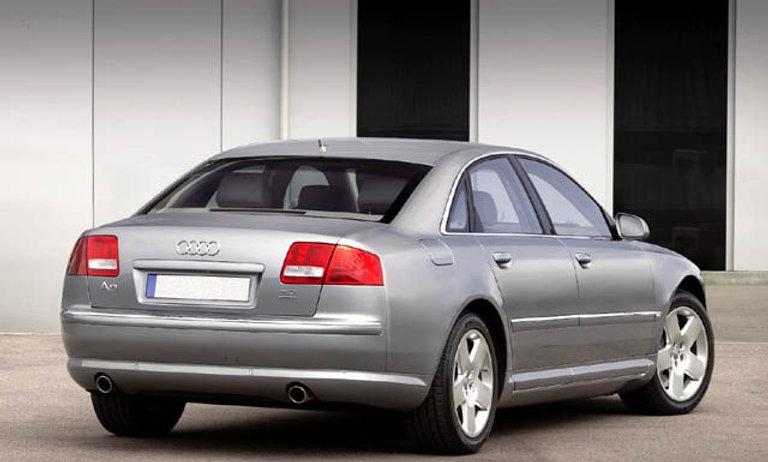 Coppia di ammortizzatori posteriori Audi A8 2002-2010