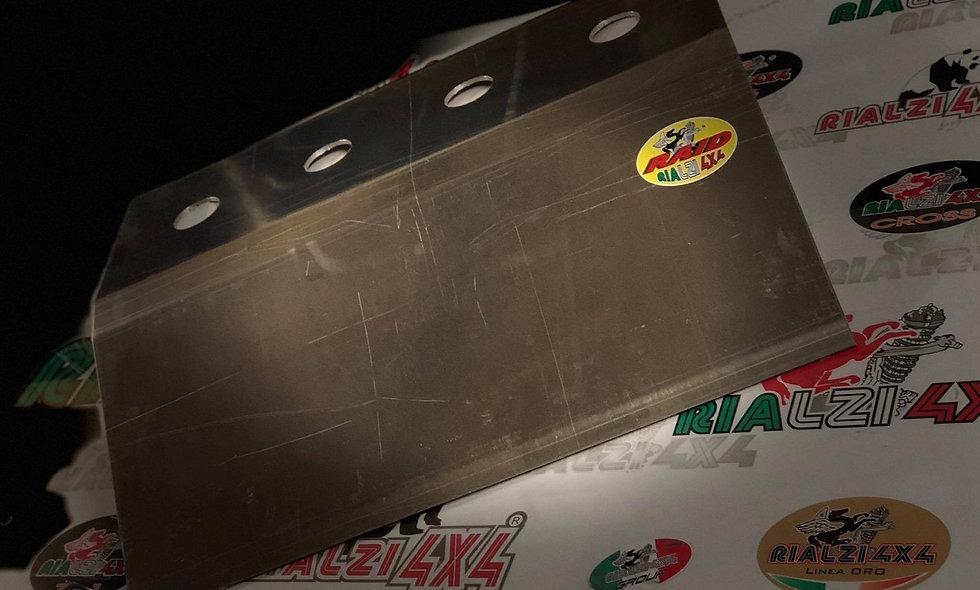 Protezione Raid in alluminio rinforzato