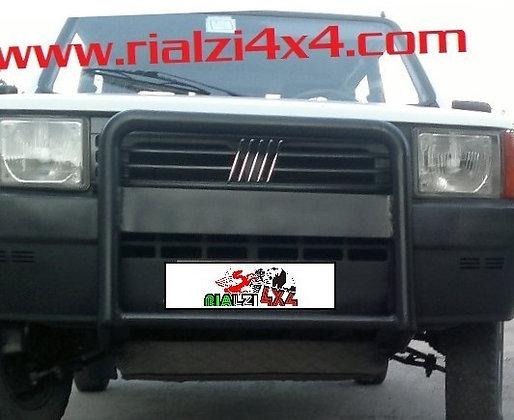 Bull bar grande anteriore panda 4x4