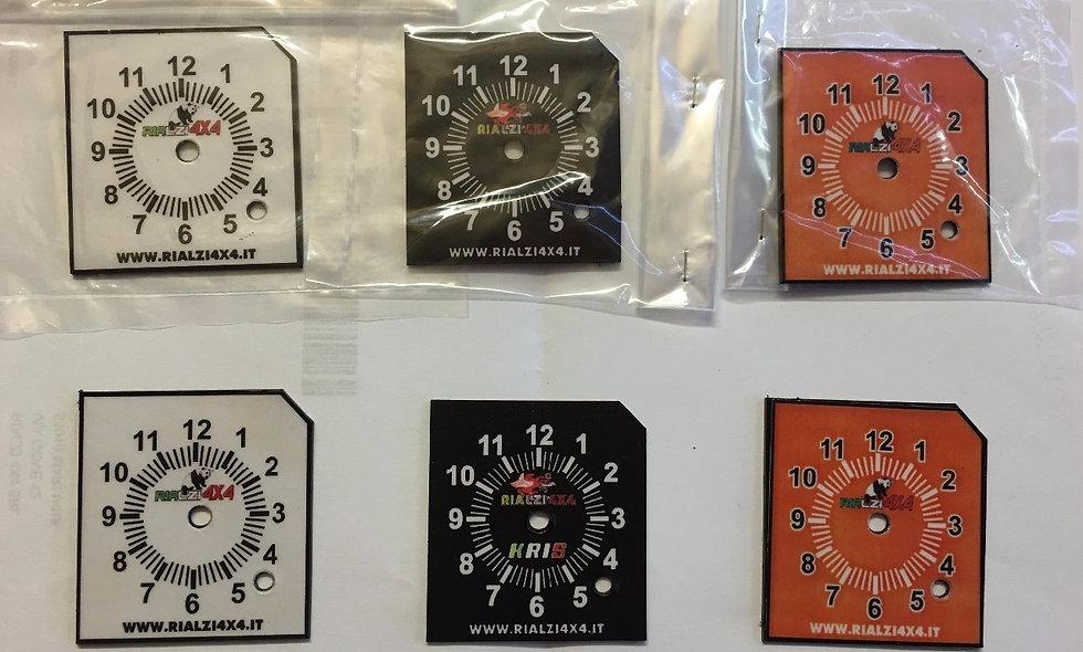 Fondino interno orologio
