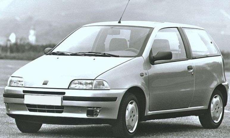 Ammortizzatori posteriori Fiat Punto I serie 55-60-75-85-90 (176) fino 1999