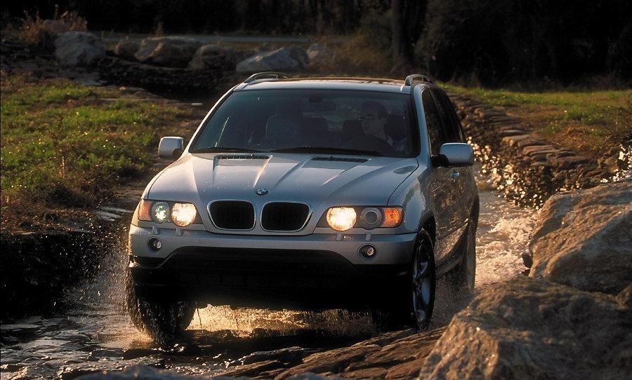 Ammortizzatori posteriori BMW X5 (E53) da 00-06
