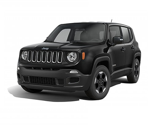 Kit molle+3cm Jeep Renegade 2WD