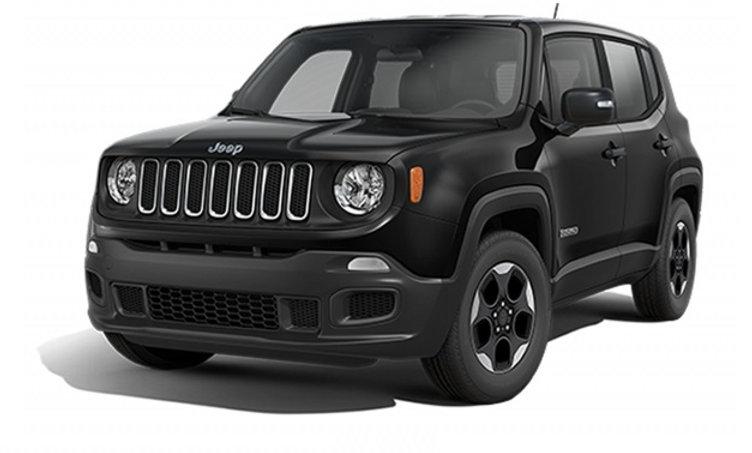 Kit rialzo 3 cm per Jeep Renegade 2WD