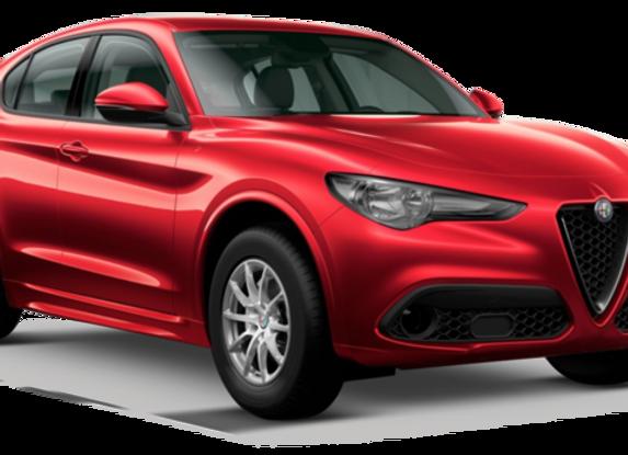 Coppia di Ammortizzatori posteriori Alfa Romeo Stelvio dal 2016