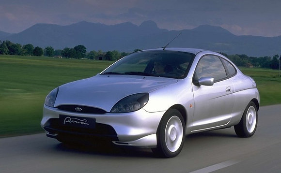 Rear shock absorbers Ford Puma from '98 to '02