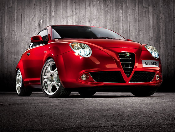 Ammortizzatori anteriori Alfa Romeo Mito (955) da 2008