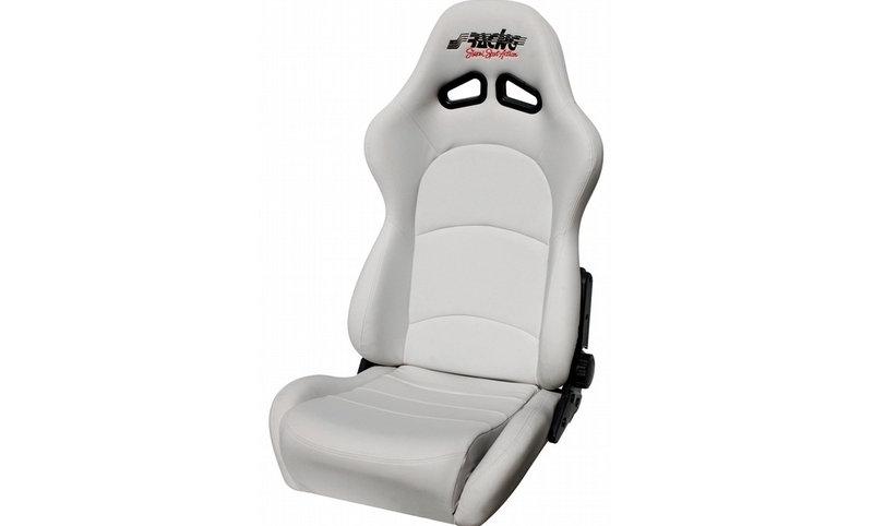 Sedile - Tazio eco-pelle bianca