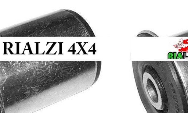 Silent block bracci posteriori panda 4x4 seconda serie da 2003 a 2013