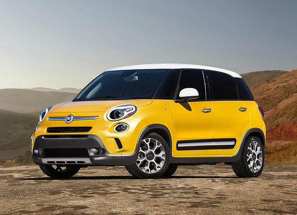 Front shock absorbers Fiat 500 L since 2014