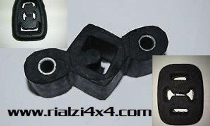 Muffler rubber seals kit Panda 4x4
