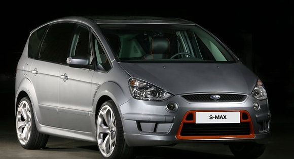 Rear shock absorbers Ford S-Max since 2006
