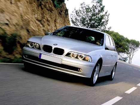 Front shock absorbers BMW 5 Series Touring (E39) since 1995