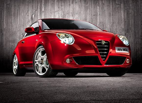 Rear shock absorbers Alfa Romeo Mito (955) from 2008