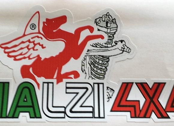 Sticker Rialzi 4x4