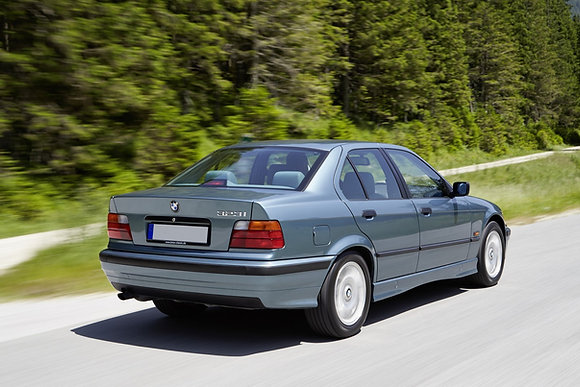 Rear shock absorbers BMW 3 Series 320-323i-325TD-325TDS-328i (E36) since 1995