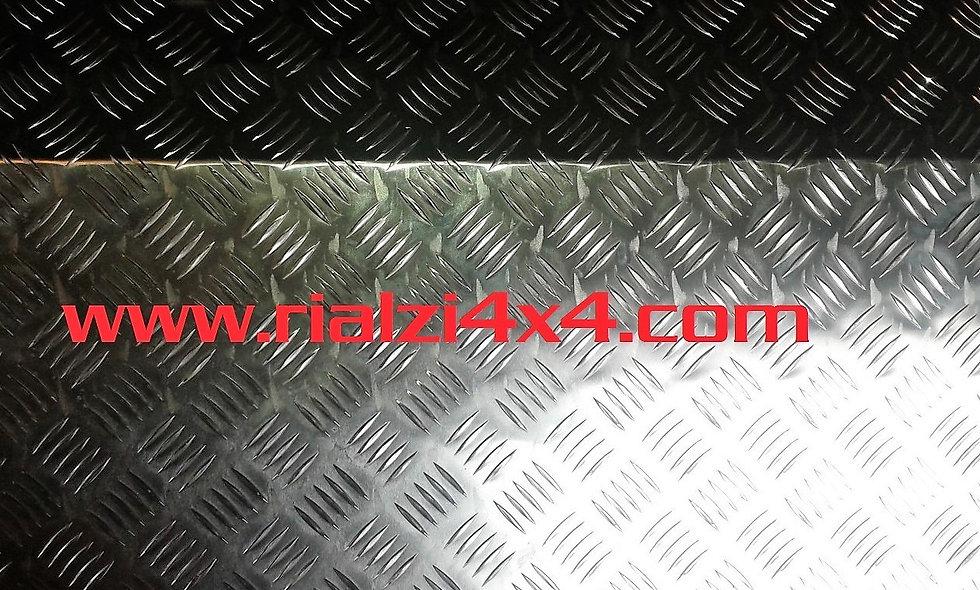 Protezione motore panda 4x4 4 mm