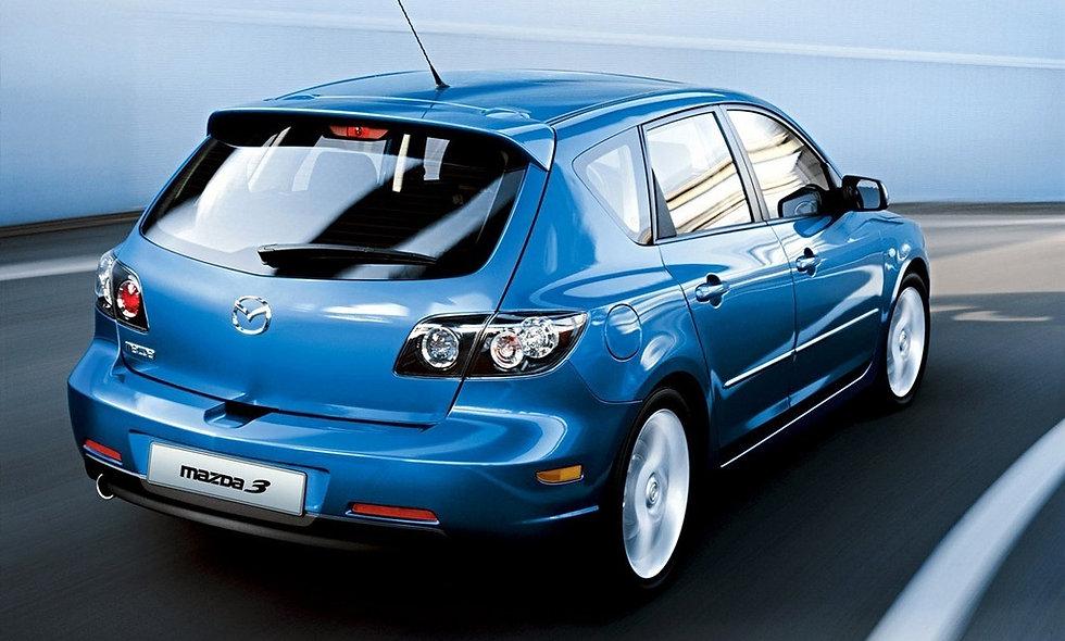 Ammortizzatori anteriori Mazda 3 (BK) da 2003