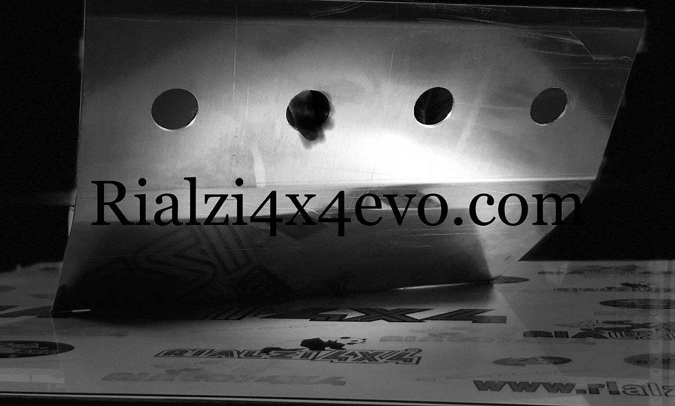 Protezione motore inox