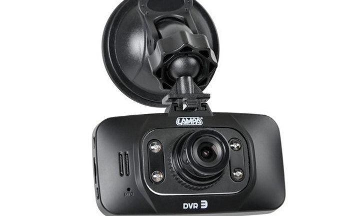 Telecamera veicolare 1080p - 12/24V