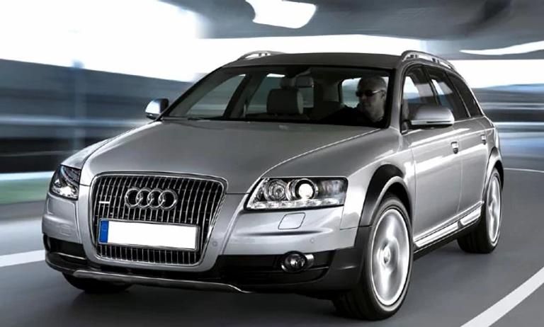 Coppia di ammortizzatori anteriori Audi A6 AllRoad 2006-2012