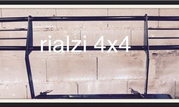 Paramucche maxi panda 4x4