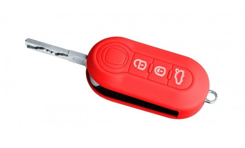 Custodia in silicone per chiave da Fiat 500