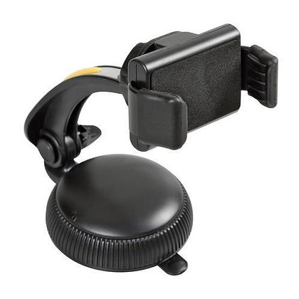 Windshield mount phone holder