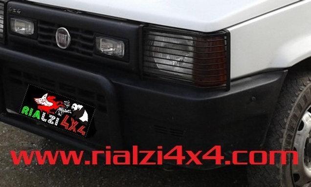 Bull bar mini anteriore panda 4x4